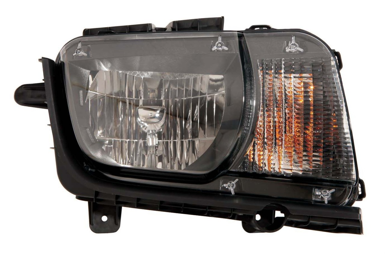 Chevrolet Camaro 2010 2011 2012 2013 right passenger headlight