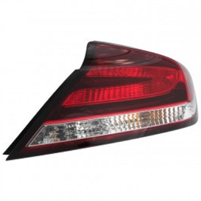 Honda Civic Coupe 2014 2015 tail light right passenger