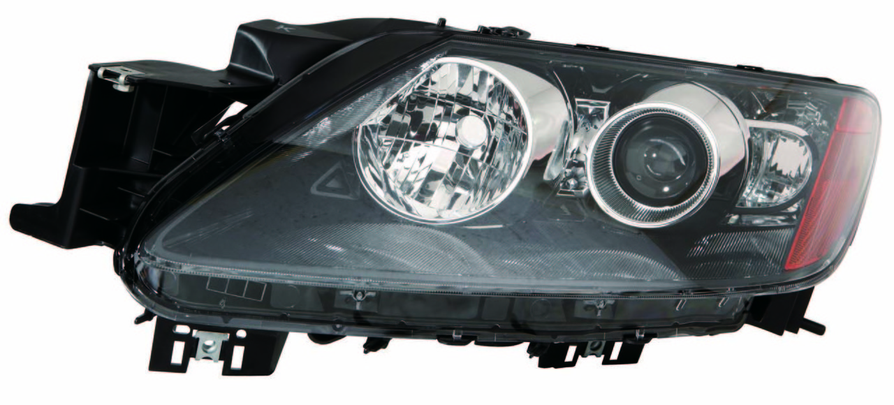 Mazda CX7 2010 2011 2012 left driver headlight