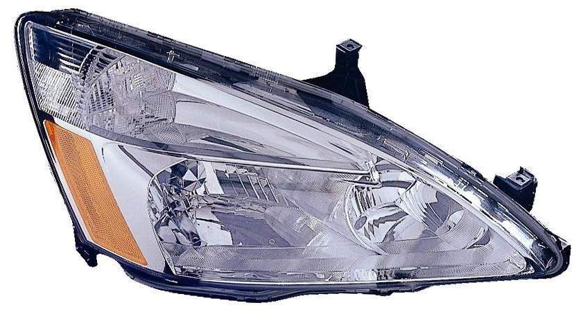 Honda Accord 2003 2004 2005 2006 2007 right passenger headlight