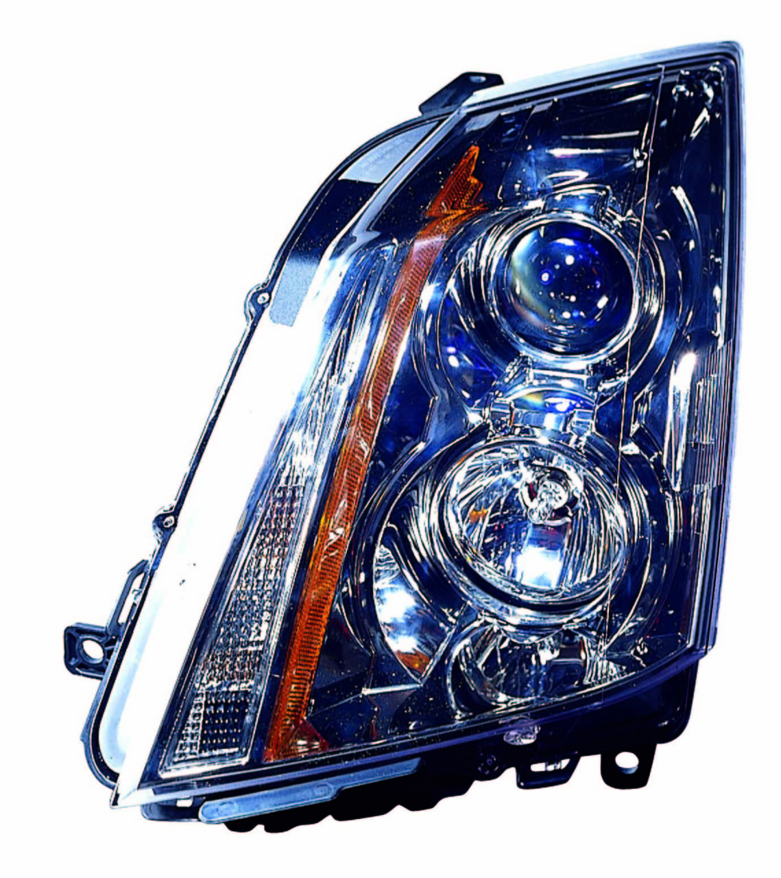 Cadillac CTS 2008 2009 2010 2011 2012 2013 2014 left driver headlight