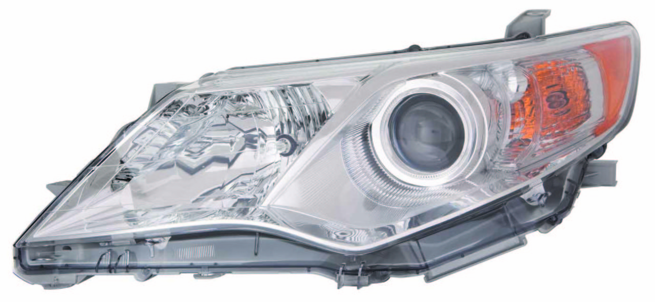 Toyota Camry 2012 2013 2014 left driver headlight