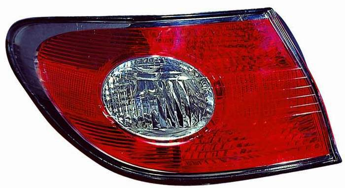 Lexus ES300 2002 2003 2004 tail light outer left driver