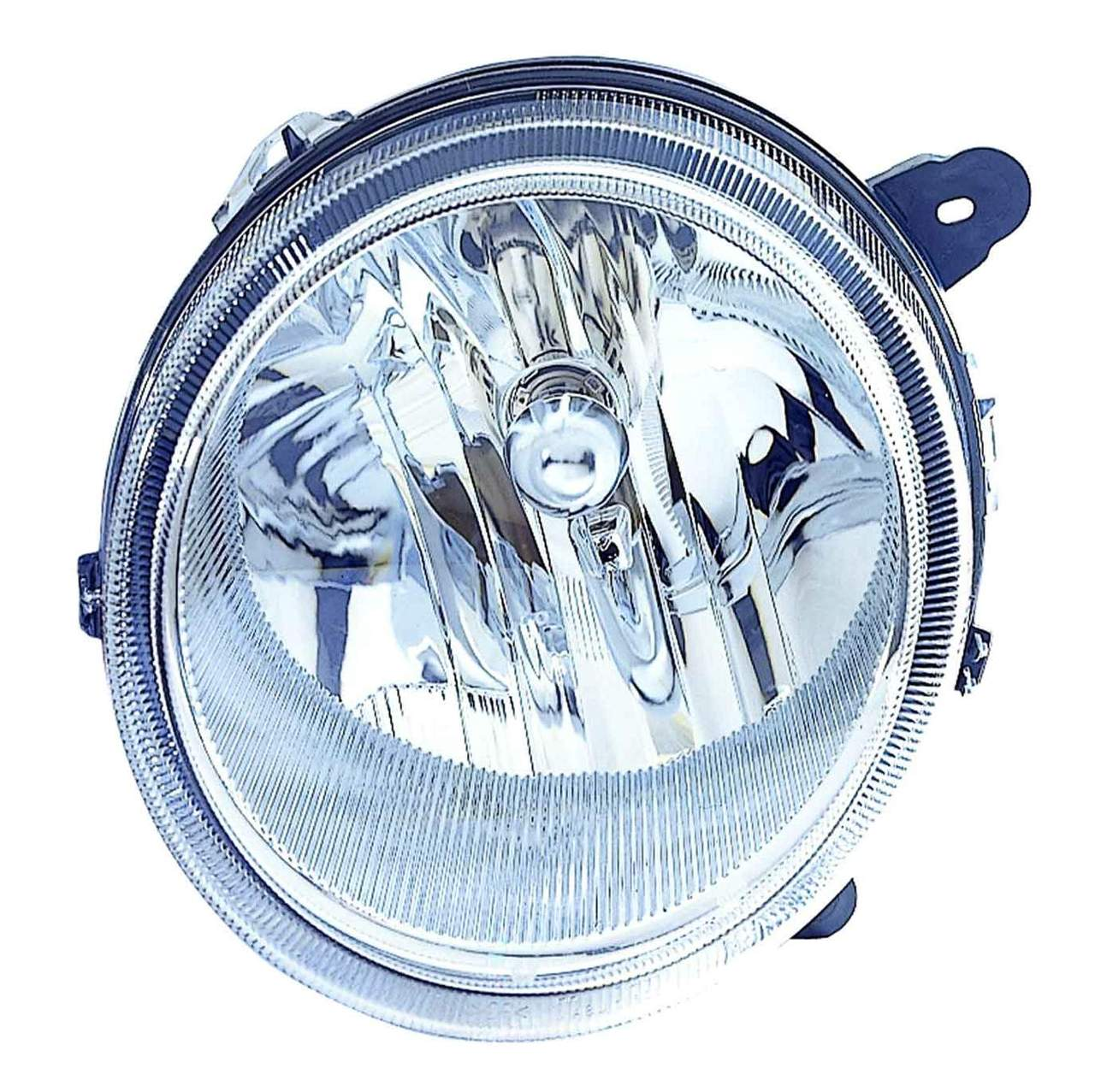Jeep Compass 2007 2008 2009 2010 right passenger headlight