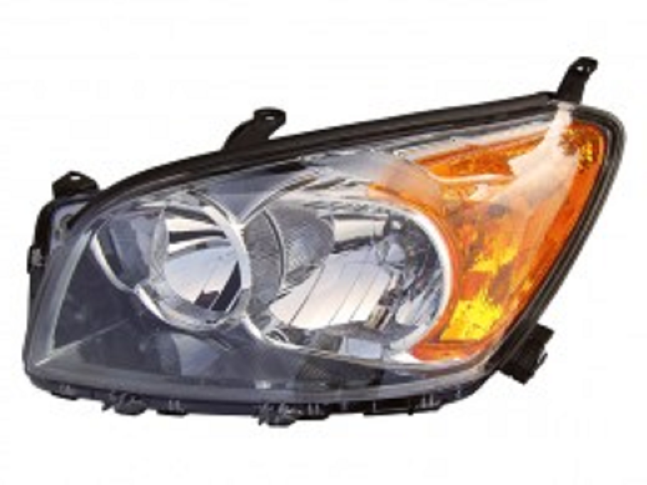 Toyota RAV4 2009 2010 2011 2012 left driver headlight Sport package