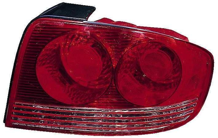 Hyundai Sonata 2002 2003 2004 2005 tail light right passenger
