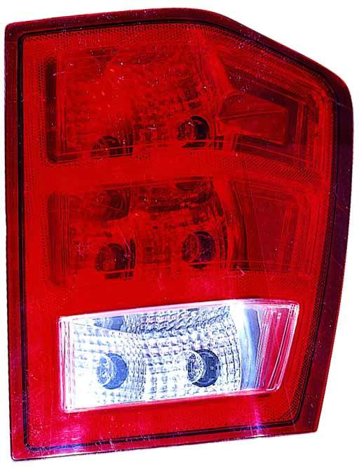 Jeep Grand Cherokee 2005 2006 tail light right passenger