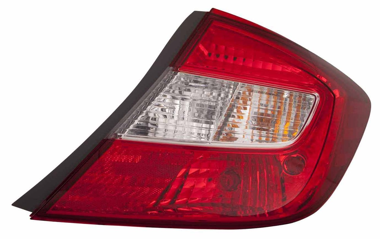 Honda Civic Sedan 2012 2013 tail light right passenger