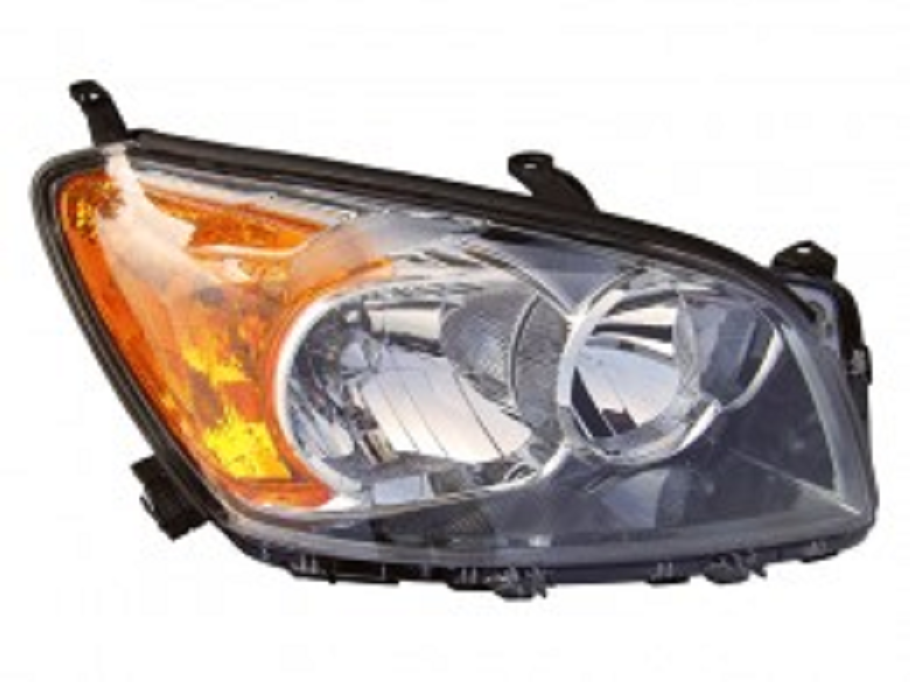 Toyota RAV4 2009 2010 2011 2012 right passenger headlight Sport package