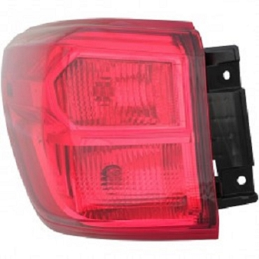 Nissan Pathfinder 2017 2018 2019 tail light left driver
