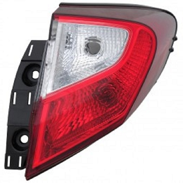 Toyota C-HR 2018 2019 tail light outer right passenger