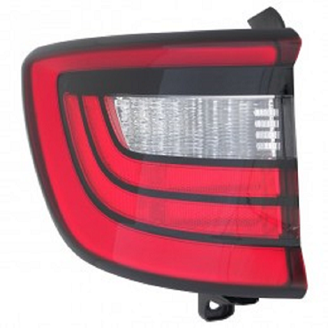 Dodge Durango 2014 2015 2016 2017 2018 2019 tail light outer left driver