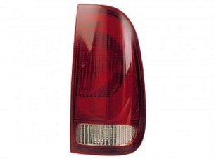 Ford F150 F250 1997 1998 1999 2000 2001 2002 2003 2004 tail light right passenger
