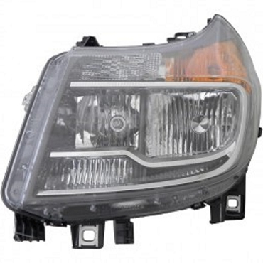 RAM Promaster 2014 2015 2016 2017 2018 left driver headlight with DRL
