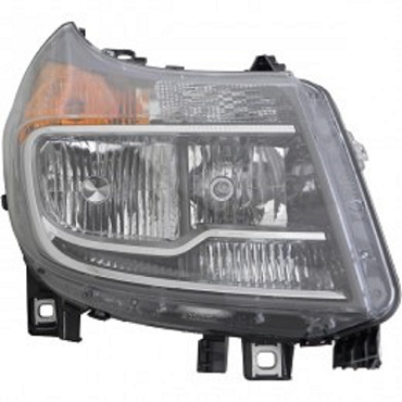 RAM Promaster 2014 2015 2016 2017 2018 right passenger headlight with DRL